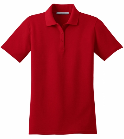 gallery/red polo shirt